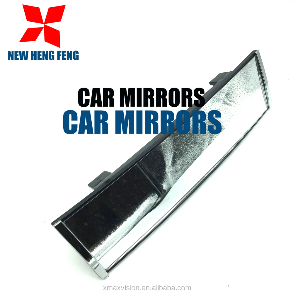 Hot sale 280MM Car Clip Universal CONVEX Panoramic rear view mirror