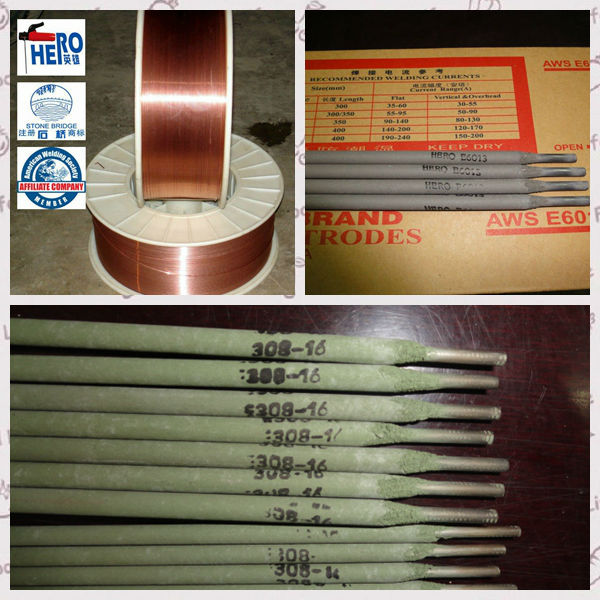 Welding Consumables welding electrode and welding wire supplier