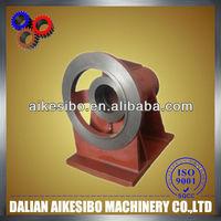 gray iron center support bearing bracket