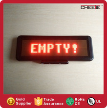 LED Display Wireless moving scrolling for Advertising