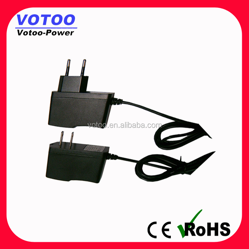 110v 220V AC DC adaptor 12V 1.2A Wallmount Switching Power Adapter
