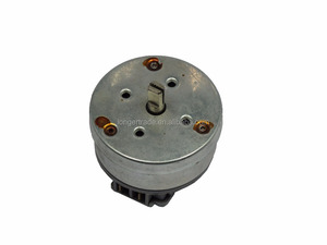 round mechanical gas oven timer short shaft