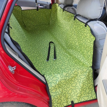 High Quality Pet Dog Cat Car Rear Back Seat Carrier Cover Pet Dog Mat Blanket Cover Mat Hammock Cushion Protector 3 Colors D0040