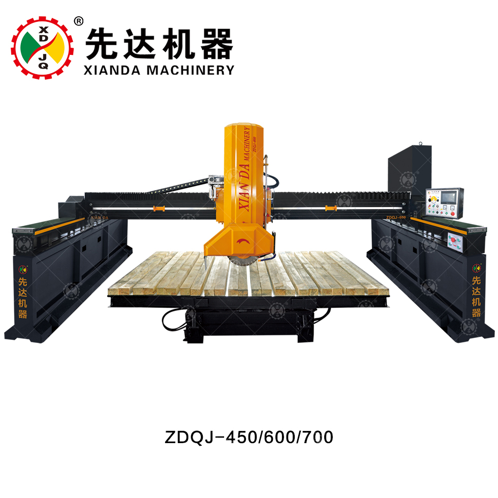 STONE BRIDGE CUTTING MACHINE BENCHTOP COUNTER TOP BRIDGE SAW MACHINE CUTTING SLAB TILES