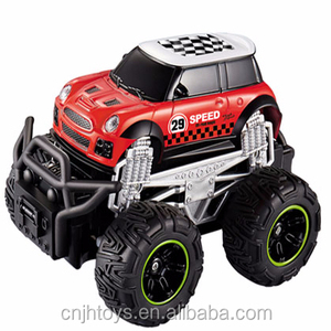 Funny Kids 2.4G 4CH 1 32 Streamline Design Cross Country Mini Rc Car For Sale