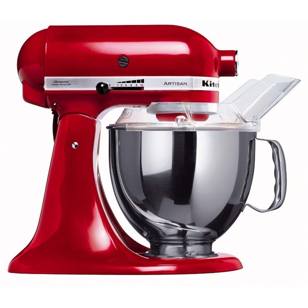 Get Quotations Kitchen Aid 5ksm150 Stand Mixer Empire Red 220 Volts Only Will Not Work In