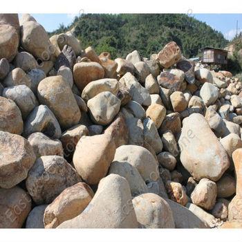 Natural Large River Rock Stones For Landscaping Decoration