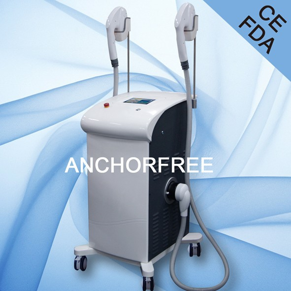 Pigment and Wrinkle Equipment IPL Hair Removal Vascular Therapy