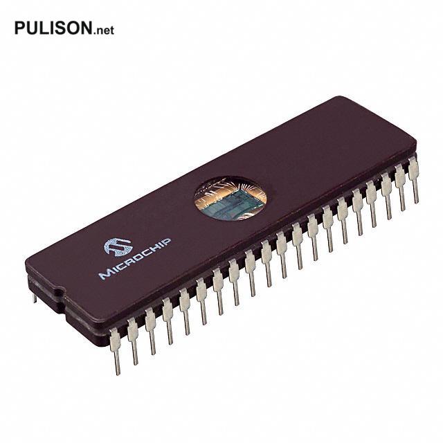 PIC16C65A//JW  IC MCU 8BIT 7KB EPROM//UV 40CDIP