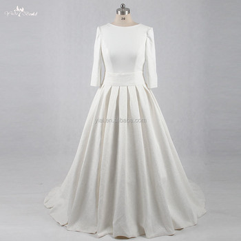 Rsw1141 Long Sleeve Ball Gown Wedding Dresses Cheap Ladies Wedding ...