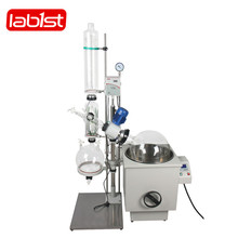 Hot selling industrial 10l to 50l ika rotary evaporator distillation equipment