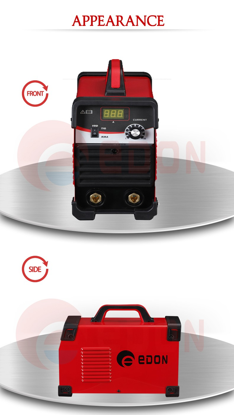 Small Protable MOSFET Inverter DC Arc MMA-200 Welding Machine Price