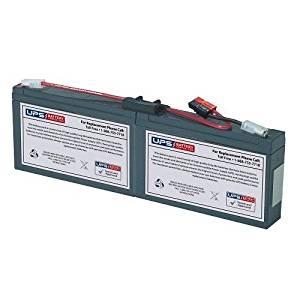 APC Powerstack 250VA 1U PS250I (SLA) Replacement Battery Pack - RBC18