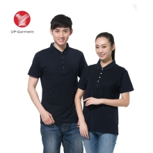 UP GARMENT Z6038 new design Jersey Polo with custom logo Quick-Dry Golf Polo Shirt