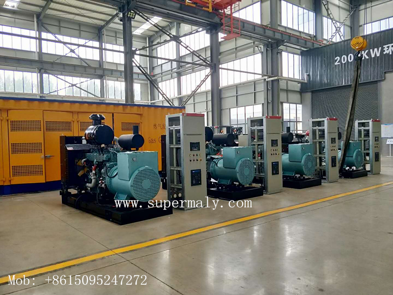 Ce Iso 50kw-2000kw Natural Gas Generator With Factory Price Made In China -  Buy Natural Gas Generator,50kw-2000kw Natural Gas Generator,Ce Natural Gas