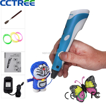 2017 education 3D Printing Pen with CE,ROHS,FCC certificate