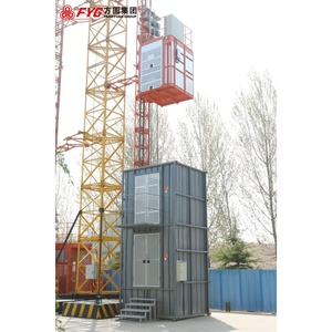 High quality Construction elevator SCD100/100