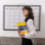 Custom Wet & Dry Erase Laminated Monthly Wall Planner Printing