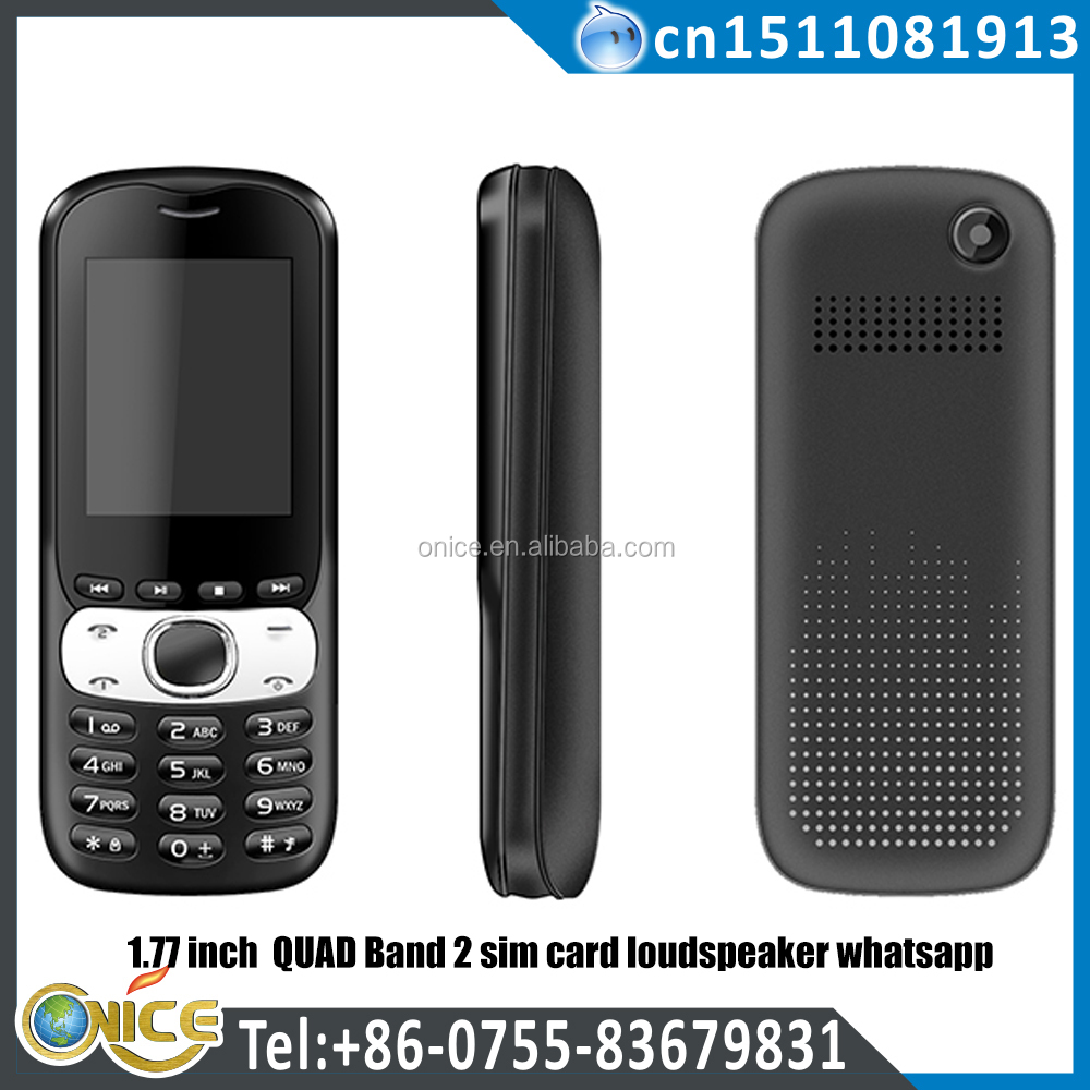 1.7 inch unlocked gsm W900 mobile phone dual sim FM/Bluetooth MP3/MP4 wholesale mobile