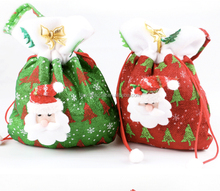 cheap christmas decoration gift bag,Christmas toys pack