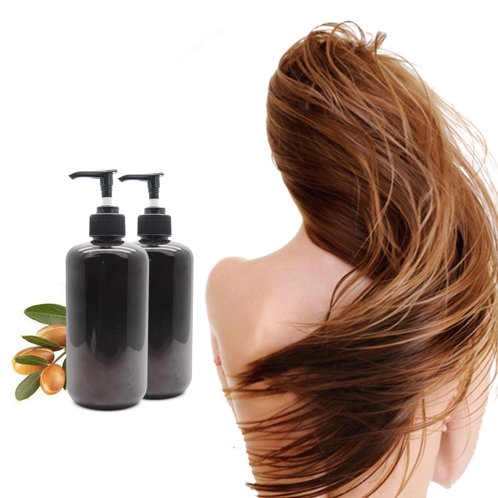 OEM Professional Natural Vitamin E Moroccan Argan Oil Shampoo For Hair Care