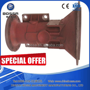 axle housing for trailer or tractor rear with customized OEM