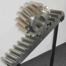 SPUR GEAR AND RACK