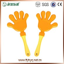 Factory direct sale Cheap plastic hand clapper cheering stick