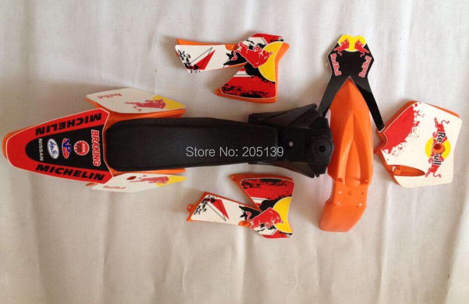 graphics for graphics red bull ktm sx125 2008 | www.graphicsbuzz