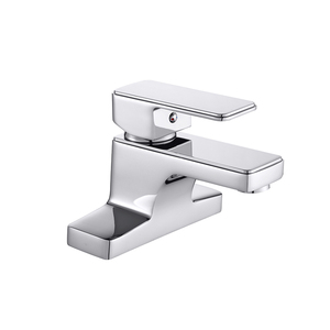 MEIYA apple series single handle two hole lavator basin faucet with mirror carved technology