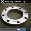 gr2 ASTM B381 titanium flange for petrochemical equipment