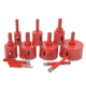 Diamond Drill Bits Coated Core Hole Saw Extractor Remover Tools