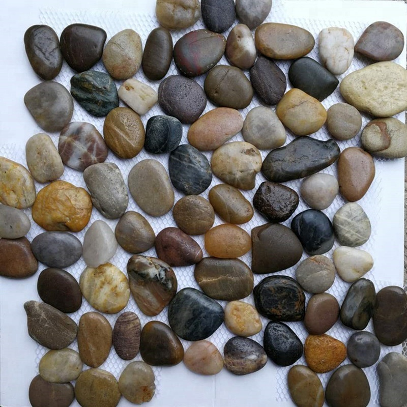 2019 Natural Decorative Stones Landscape Garden Pebbles Garden Decoration Stone