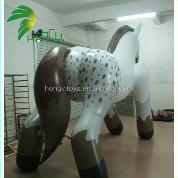 Giant Customized Inflatable Horse Toy