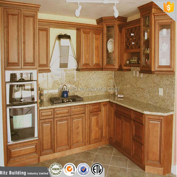 Water resistant kitchen cabinet made by China kitchen manufacturer solid wood kitchen cabinets turkey style & Water Resistant Kitchen Cabinet Made By China Kitchen Manufacturer ...