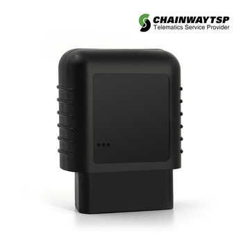 vehicle gps tracker support OBD II Canbus with android APP and gps tracking software CW-601G