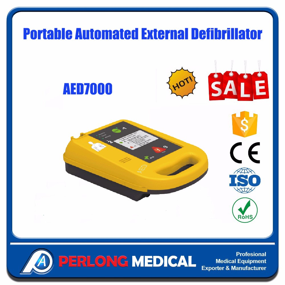 AED7000 Portable Automated External Defibrillator Price