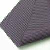 100 Polyester Gabardine Fabric with Stripe for Jacket for Man Suit School Uniform