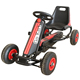 Kids Ride On Bike 4 Wheels Racer Car Outdoor Toy Go Kart Pedal Powered