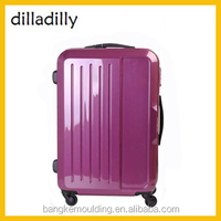 dilladilly new style travel trolley luggage bag & case