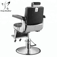 Kingshadow cheap price high quality man barber shop chair salon furniture