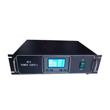 5000V 1000W High voltage DC bombardment power supply for plasma cleaning