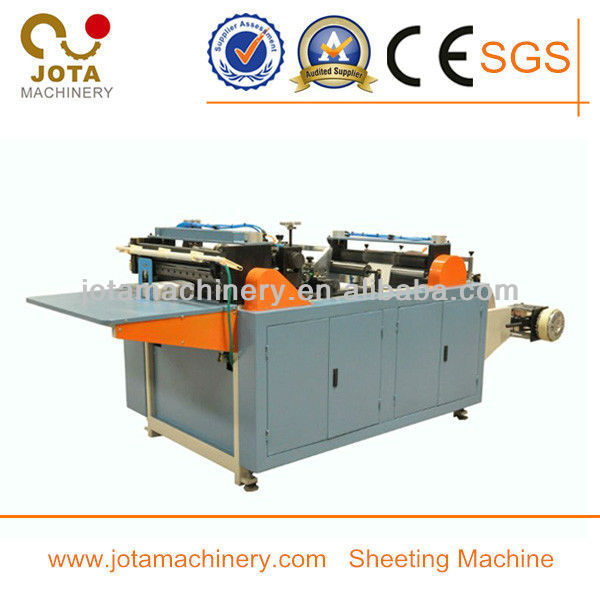Automatic A4 A3 Paper Roll to Sheet Rolling Sheeting Machine
