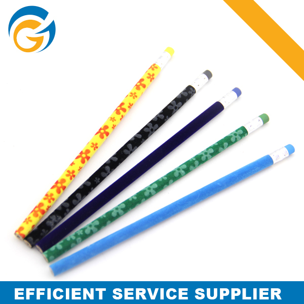 Free Sample Bright Yellow H Pencil