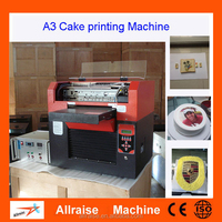 Digital 3d cake printer edible food macaron printer color food printer