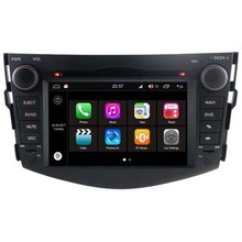WITSON S190 ANDROID 7.1 CAR <span class=keywords><strong>AUDIO</strong></span> DVD GPS 3G PER TOYOTA RAV4 2008 2011 2G DDR3 di RAM di MEMORIA