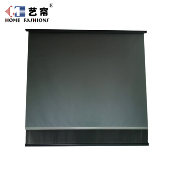 Indoor blackout auto waterproof roller blinds electric roller blinds motorized blinds