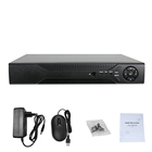 Hot selling network NVR 4 channel h.264 network security cctv DVR 4ch ip camera NVR
