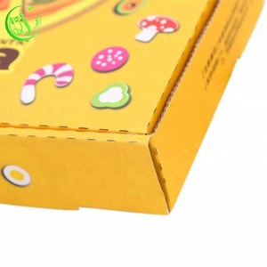 Cheap Custom made printed pizza box food paper box