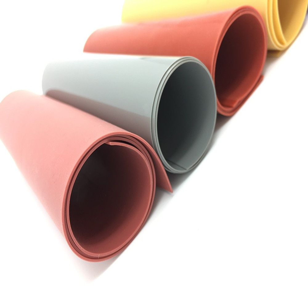 High Quality Colored Reinforced Silicone Rubber coated Fiberglass Cloth For Waterproofing